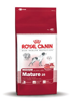 Royal Canin Medium Adult 7+ - 10 kg.