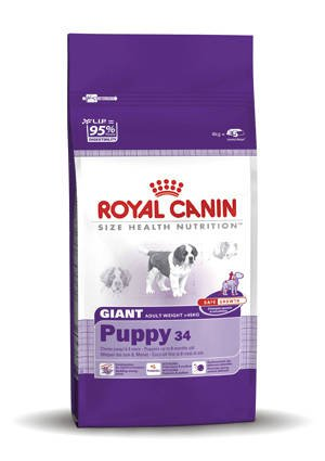 Royal Canin Giant Puppy- 3,5 kg.