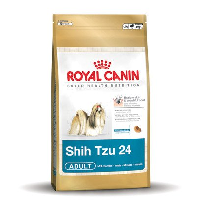 Royal Canin Shih Tzu 24 Adult - 7,5 kg.