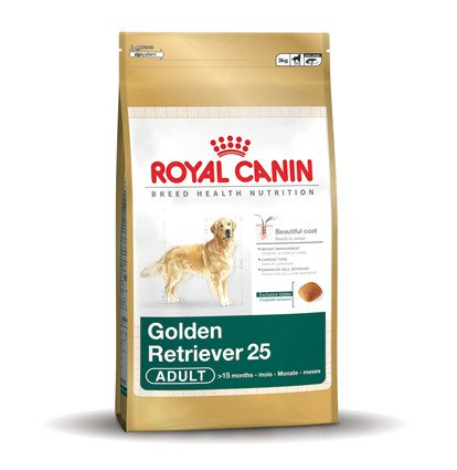Royal Canin Golden Retriever 25 Adult - 12 kg.