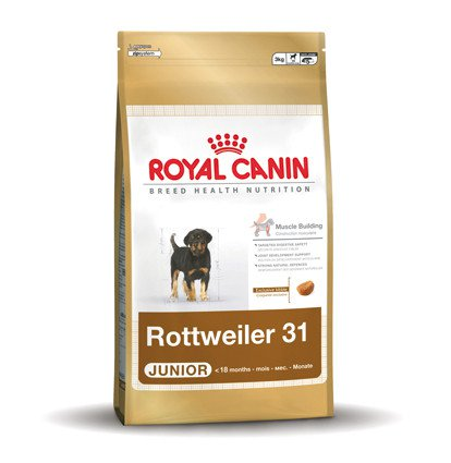 Royal Canin Rottweiler 31 Junior - 12 kg.
