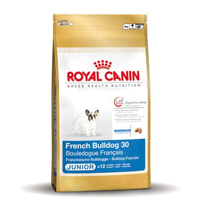 Royal Canin French Bulldog 30 Junior - 10 kg.