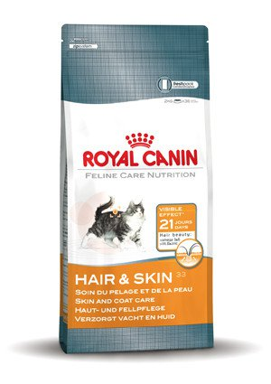 Royal Canin Hair & Skin 33 - 4 kg.
