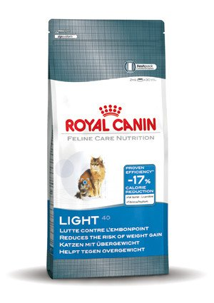 Royal Canin Light 40 Kat - 400 gr.
