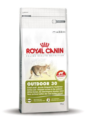 Royal Canin Outdoor 30 - 4 kg.