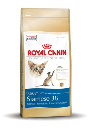 Royal Canin Siamese 38 - 400 gr.