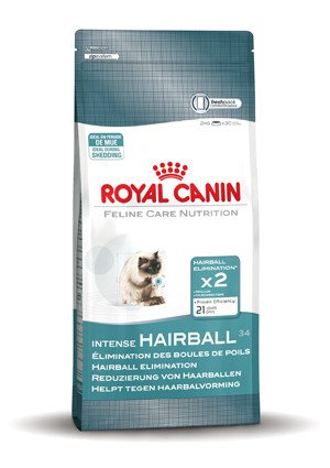 Royal Canin Intense Hairball 34 - 4 kg.