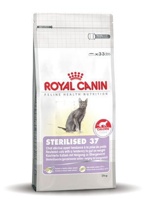Royal Canin Sterilised 37 - 4 kg.
