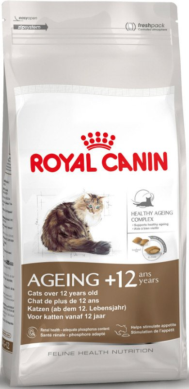 Royal Canin FHN Ageing 12+ - 4 kg.