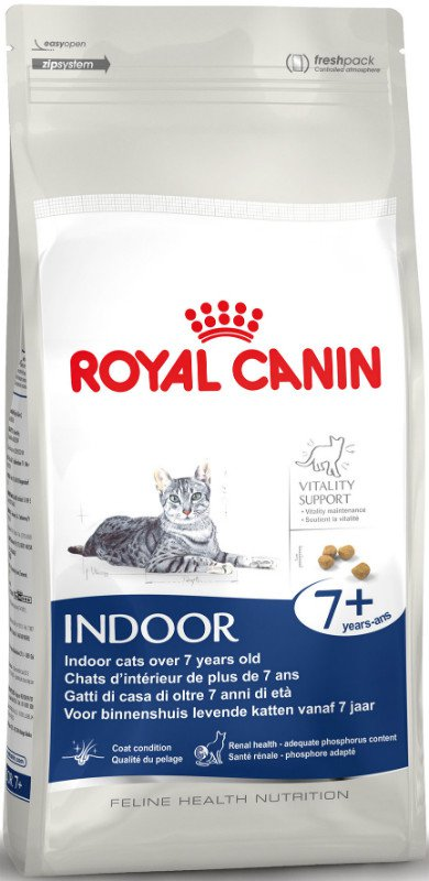 Royal Canin Indoor 7+ - 400 gr.