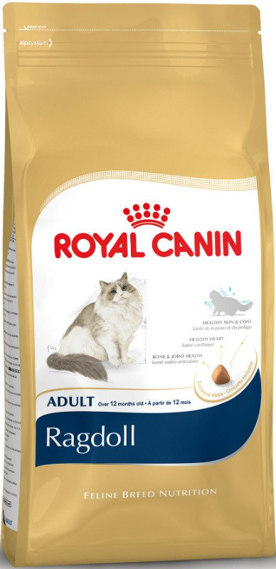 Royal Canin Ragdoll Adult - 2 kg.
