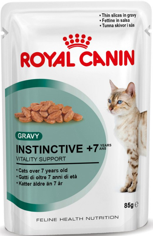 Royal Canin Pouch Instinctive +7 - 12x85 gr.