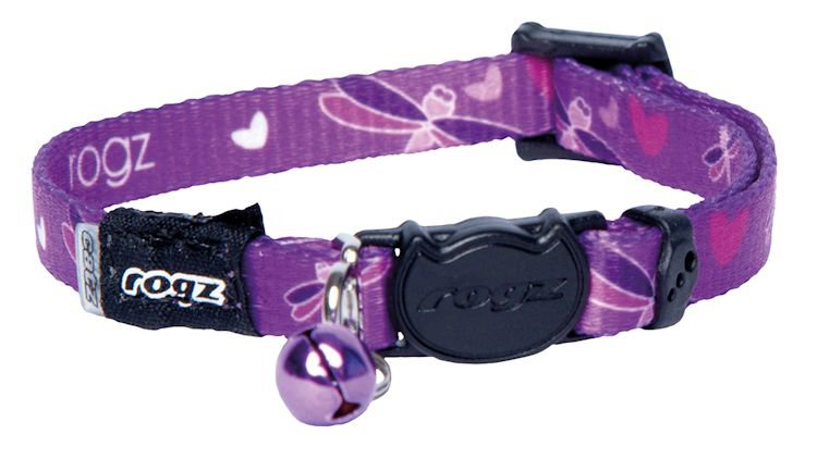 Rogz Kiddycat Purple Dragonfly - 8 mm | 16,5x23 cm