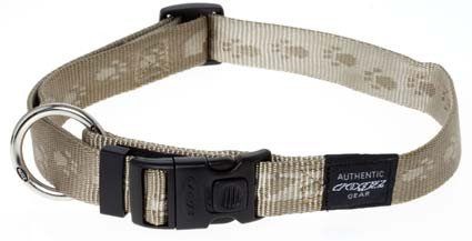 Rogz Everest Halsband Gold XL - 25mm