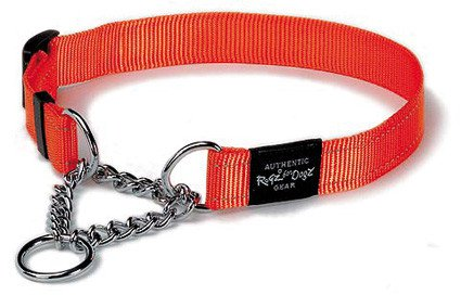 Rogz Lumberjack Obedience Orange XL - 25mm
