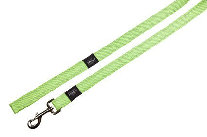 Rogz Lumberjack Lijn Lime XL - 25mm