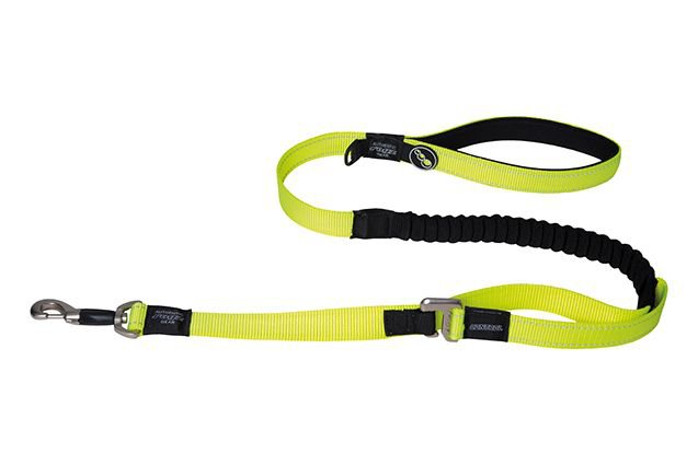 Rogz Lumberjack Control XL Lead Yellow - 25 mm x 120 cm