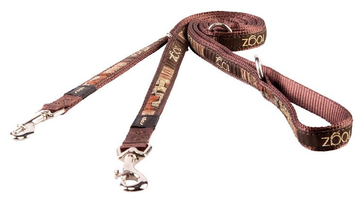Rogz Beach Bum Lijn multi Mocha Bone L - 20mm