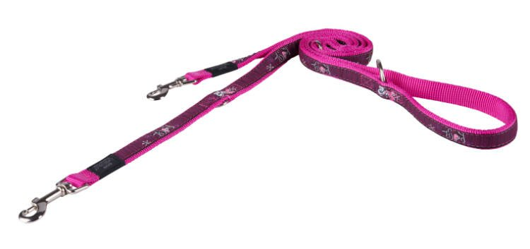 Rogz Beach Bum Lijn Multi Pink Love L - 20mm