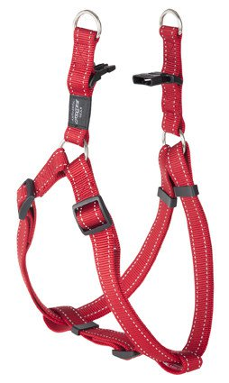 Rogz Lumberjack step-in H Rood XL - 25mm