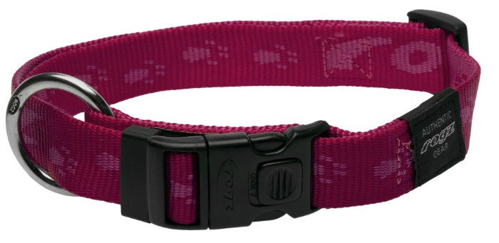 Rogz Everest Halsband Pink XL - 25mm