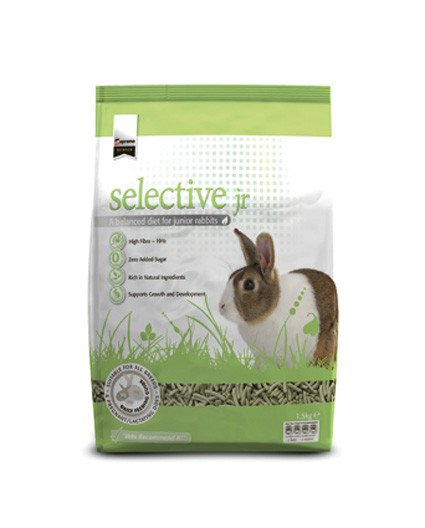Supreme Selective Rabbit Junior - 1,5 kg.