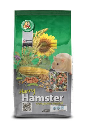 Supreme Harry hamster - 700 gr.
