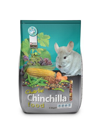 Supreme Charlie Chinchilla - 850 gr.