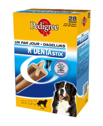 Pedigree Denta Stix Maxi Multi-Pack - 1080 gr. (4 verp.)