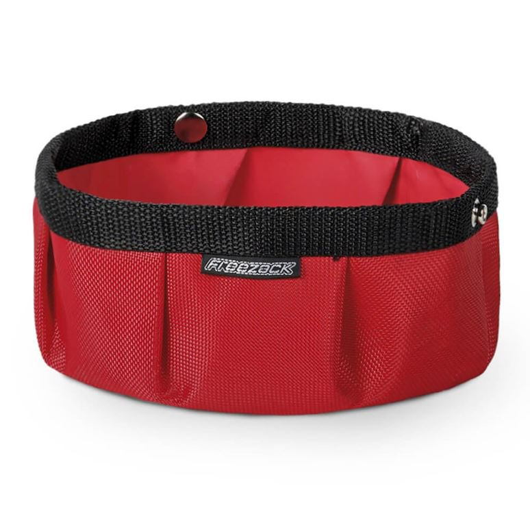 Freezack Travel Bowl Red L