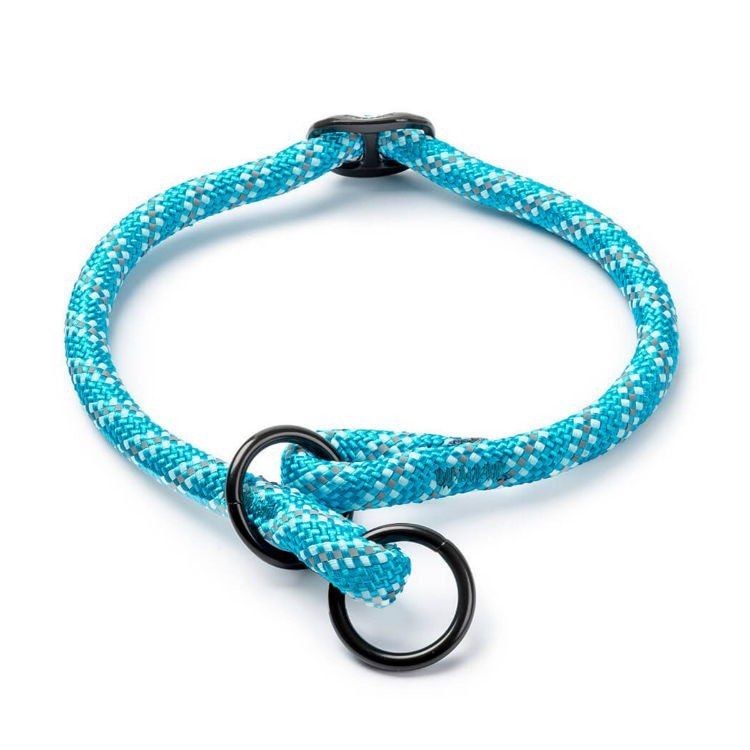 Freezack Rope Collar Blue S