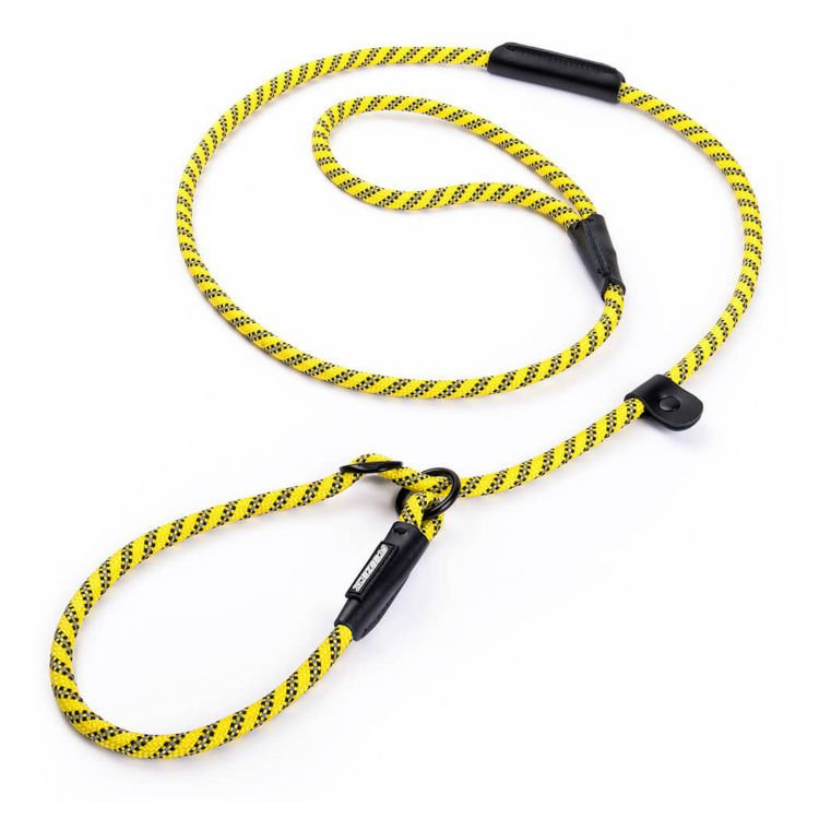 Freezack Rope Moxon Leash Yellow L