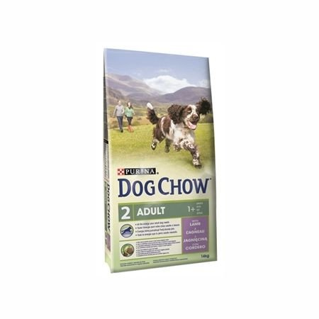 Dog Chow Adult Lam - 14 kg.