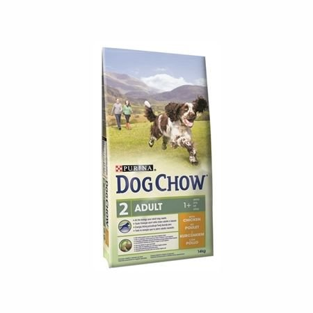 Dog Chow Adult Chicken - 14 kg.