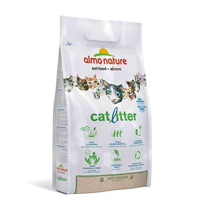 Almo Nature Cat litter - 2,27 kg