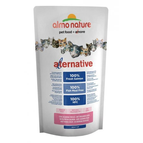 Almo Alternative Dry Zalm - 750 gr. (5 verp.)