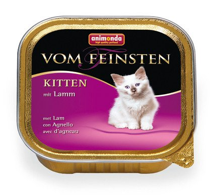 Vom Feinsten Cat Kitten Lam - 100 gr. (32 verp.)
