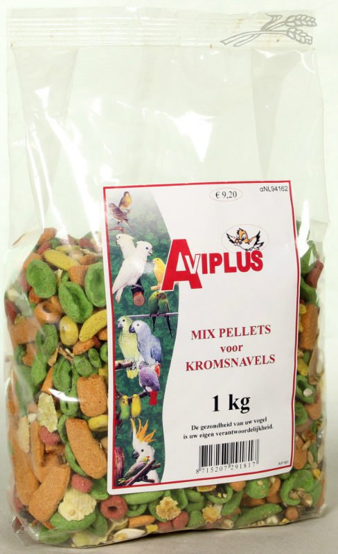 Aviplus Mix Pellets - 500 gr.