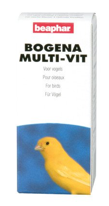 Beaphar Multi-vitaminen vogels - 20 ml.