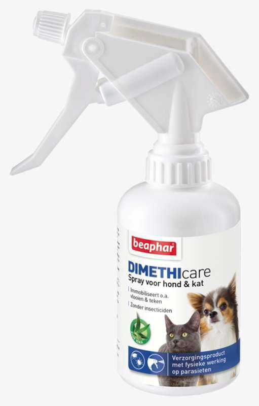Beaphar Dimethicare Spray - 250 ml.