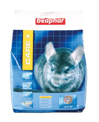 Beaphar Care+ Chinchilla - 1,5 kg.
