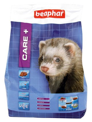 Beaphar Care+ Chinchilla - 250 gr.