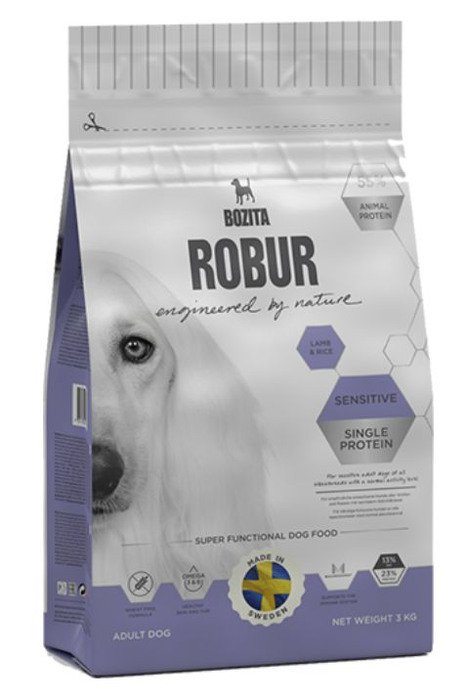 Robur WL Sensitive Lamb - 12,5 kg.