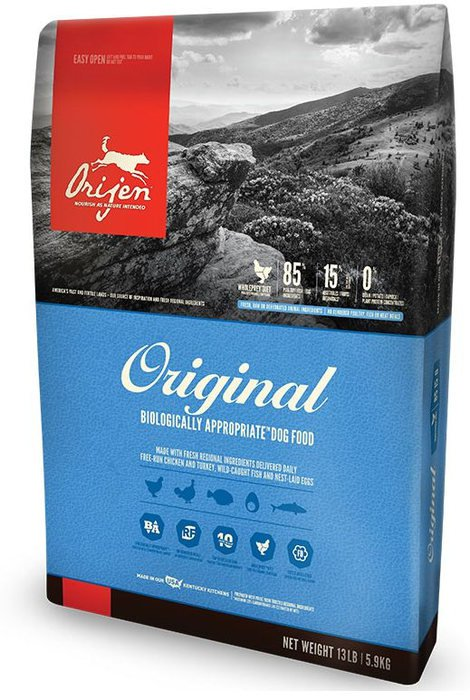Orijen Original Dog  - 11,4 kg.