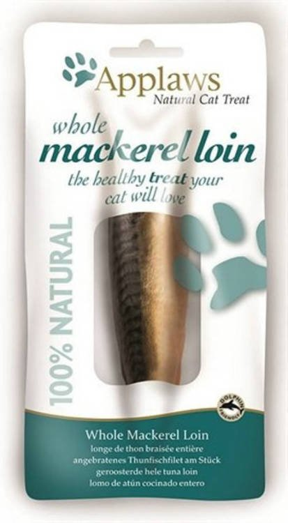 Applaws Mackarel Loins - 30 gr. (12 verp.)