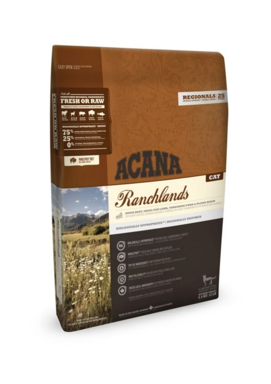 Acana Regionals Ranchlands Cat - 340 gr.