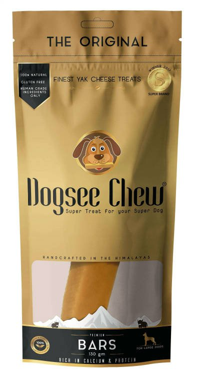 Dogsee Chew Large Bar