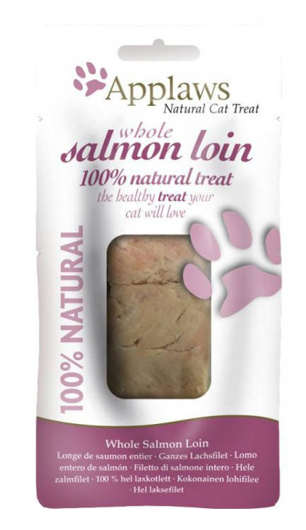 Applaws Salmon Loins - 30 gr. (12 verp.)