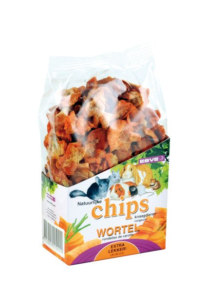 Esve Chips Wortel - 130 gr.