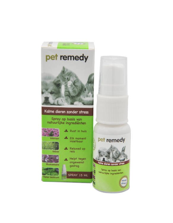 Exil Pet Remedy Spray - 15 ml.